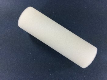 Lackierwalze fein 11 cm Polyesterschaum lose verpackt