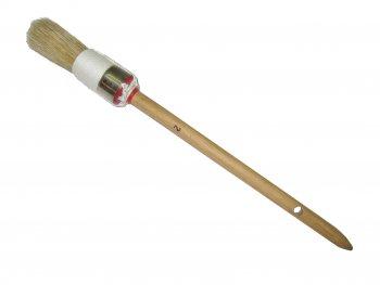 Handwerkerringpinsel  Gr.2 doppelter Fadenvorband Mixborste