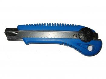 Abbrechmesser 18 mm Klinge mit Drehknopf