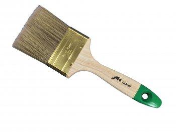 Lasurpinsel 70mm 9.Stärke Holzstiel
