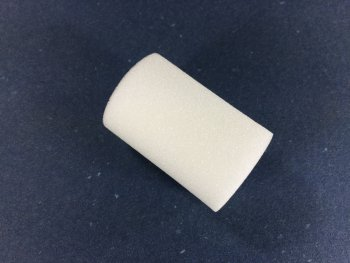 Lackierwalze Polyesterschaum lose verpackt superfein 5cm gerade F60