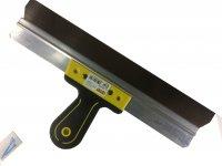 Fassadenspachtel ALU 40cm rostfrei Softgriff  Alu-Rücken
