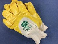 12 Paar Handschuhe Yellowstar Nitril Gr.10