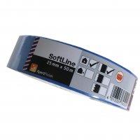 Tapetenband 25mm blau