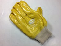 12 Paar Handschuh Nitril Gr.10 vollbeschichtet