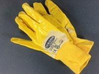 12 Paar Handschuh Nitril Gr.10   2 x getaucht