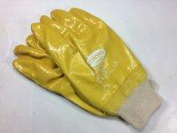 12 Paar Handschuh Nitril Amarillo Gr.10 vollbeschichtet