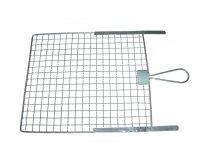 Abstreifgitter 26x30 cm Metall verzinkt