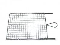Abstreifgitter 22x30 cm Metall verzinkt