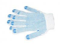 Noppen Strick Handschuhe Gr.10 mit Strickbund