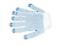 Noppen Strick Handschuhe Gr.8 mit Strickbund