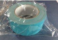 Gewebe Klebeband blau 21 Tage UV beständig 50mm breit