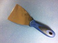 Malerspachtel rostfreie Klinge Gr. 80 mm 2K Griff